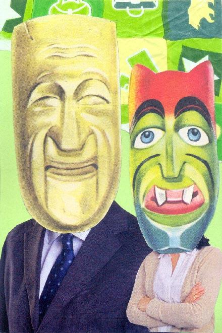 web131g-Máscaras